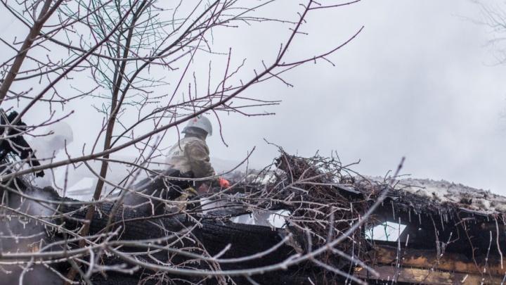 В Самарской области полицейские нашли поджигателя склада с семечками