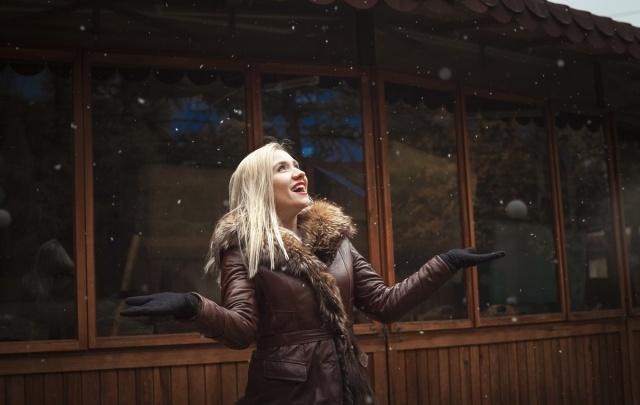 Суббота в Поморье будет снежной с умеренным ветром