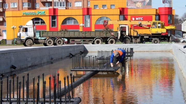 Ярославцы голосуют за мелодию для музыкального фонтана