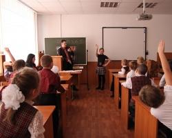 Челябэнергосбыт провел урок для школьников