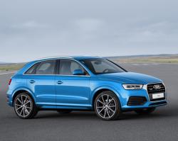 Audi объявила цены на обновленный Q3