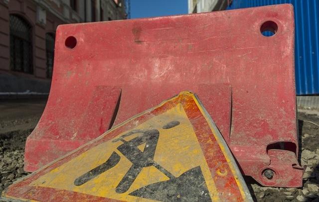 В Ростове на улице Суворова ограничат движение