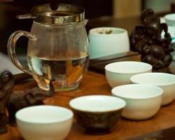 В ТРЦ «Солнечный» тюменцев научат искусству чайной церемонии