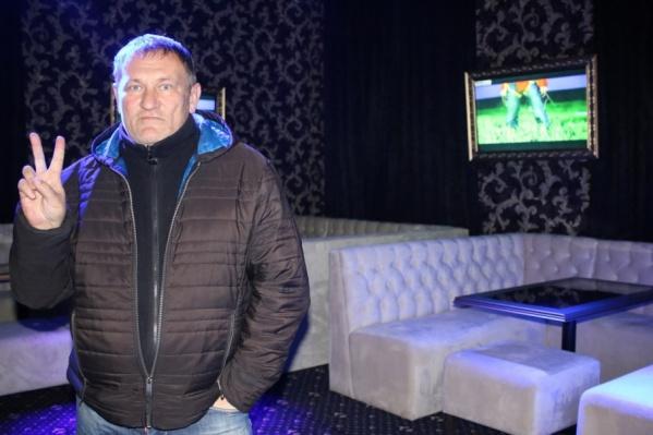 Вячеслав Прудников сейчас в больнице
