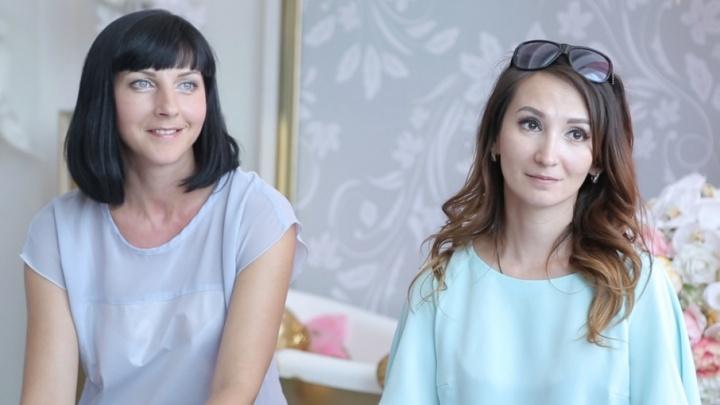 Бизнес в декрете: две мамы из Челябинска оформляют свадьбы «как у Ксении Бородиной»