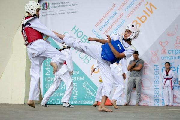 Концерт и спортивные мероприятия пройдут в парке Горького