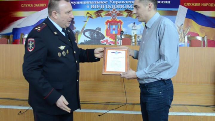 «Я должен был его остановить»: военный из Ростовской области задержал водителя, сбившего инспектора ДПС