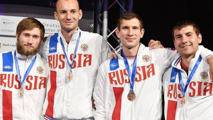 Фехтовальщик из Самары выиграл бронзу на чемпионате мира по фехтованию
