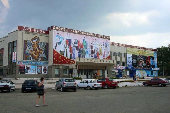 Дворец культур, построенный в 1986 году, наконец-то обретет новый облик