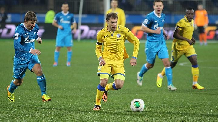 Калачев забил за «Ростов» впервые за три года