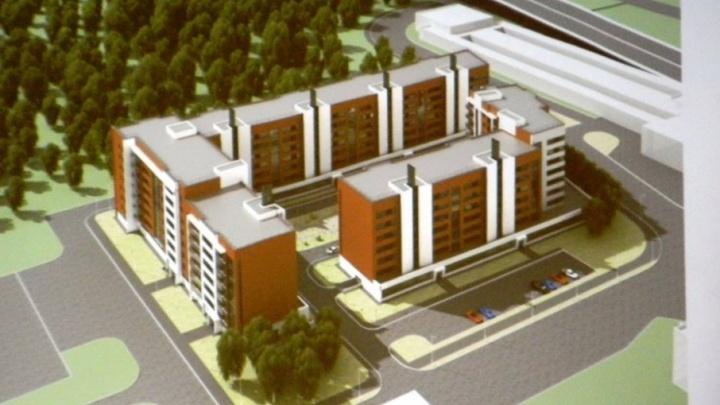 Ярославцы проголосовали за строительство у Которосли многомиллионного жилого квартала
