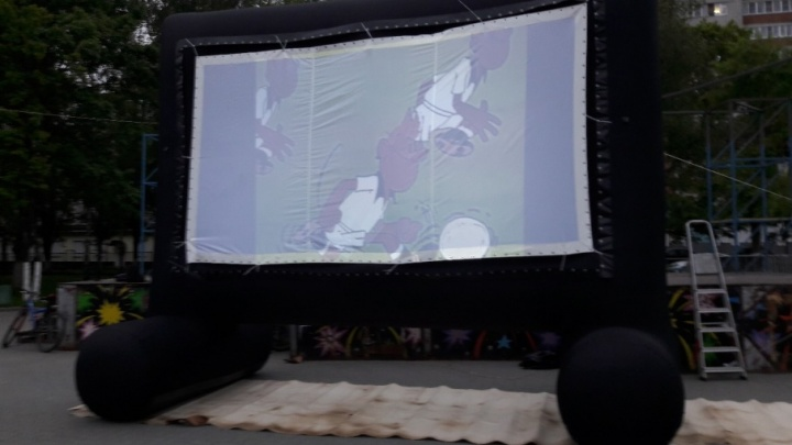 В Ярославле откроют бесплатный воздушный кинотеатр: где посмотреть фильмы
