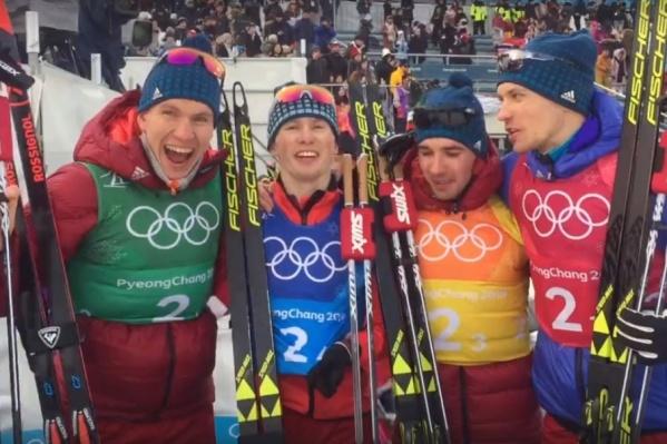 Тюмень на Олимпиаде представляют Денис Спицов и Александр Большунов