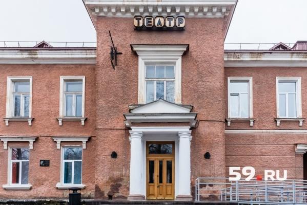 Реставрация здания начнется в июне 2018 года