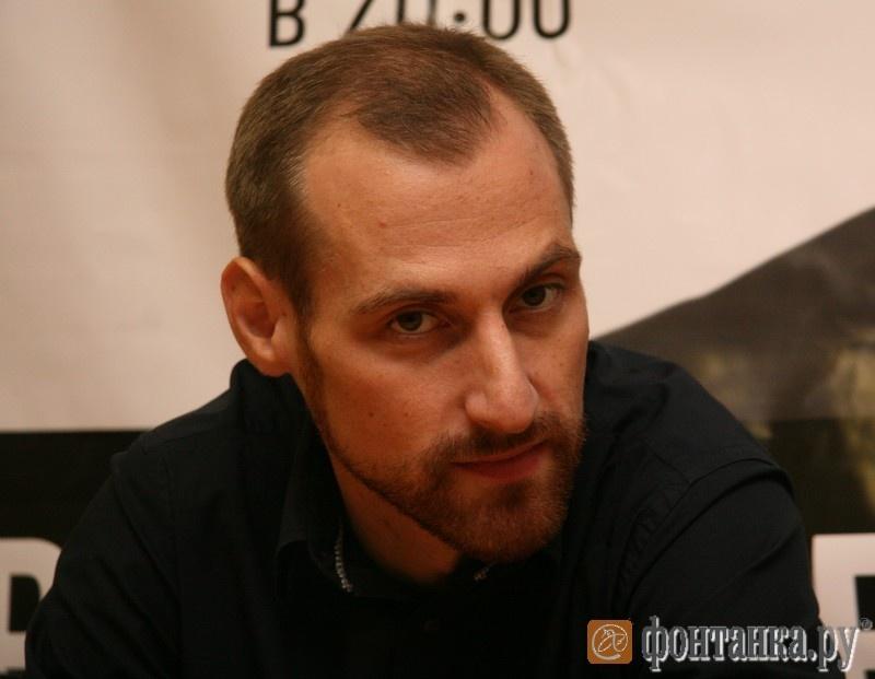 """Директор благотворительной организации """"Ночлежка"""" Григорий Свердлин"""