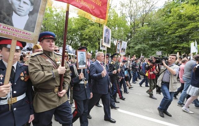 Шествие «Бессмертного полка» в этом году откроет «ископаемая» техника времен ВОВ