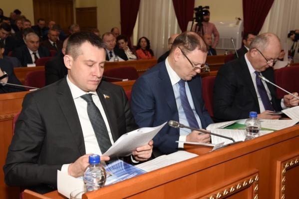 В Заксобрании пояснили, что гаджеты нужны депутатам для «государственных нужд»