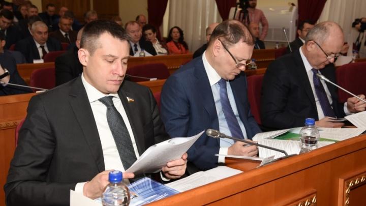 Сэкономили: донским парламентариям купят планшеты не за 60, а за 49 тысяч рублей