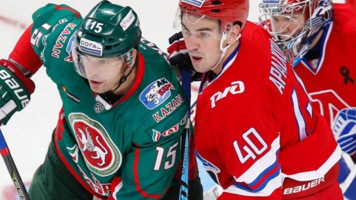 «Локомотив» начинает домашнюю серию матчей с одним из лидеров конференции