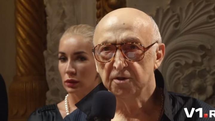 В волжском театре отменили премьеру из-за смерти Отара Джангишерашвили