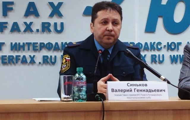 В Ростовской области в три раза чаще стала гореть сухая растительность