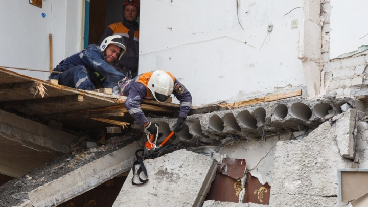 В Волгограде снесут магазин, ставший причиной взрыва газа на Университетском, 60