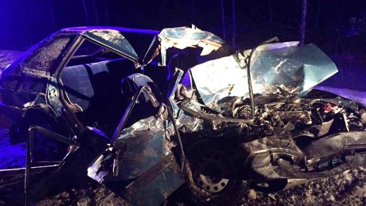В Прикамье водитель осужден за ДТП, в котором погибли двое взрослых и четырехлетний малыш