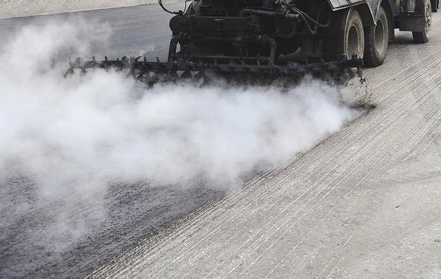В текущем году отремонтируют 250 километров тюменских дорог