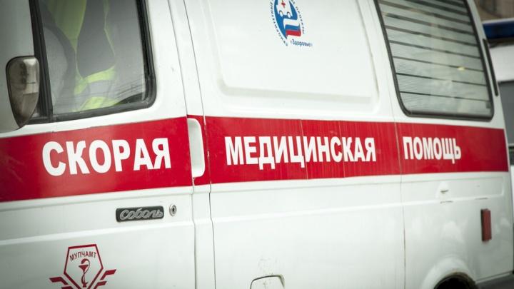 На Бульваре Славы в Челябинске во время празднования 9 Мая умер мужчина