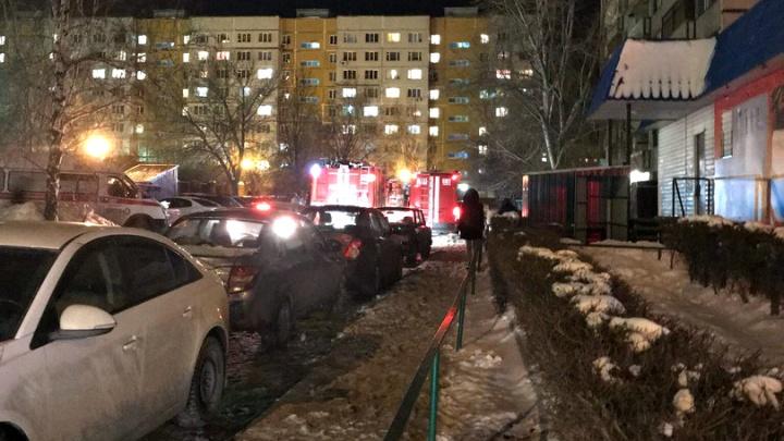 «Спасала кота и собаку»: жительница Тольятти рассказала подробности пожара в многоэтажке