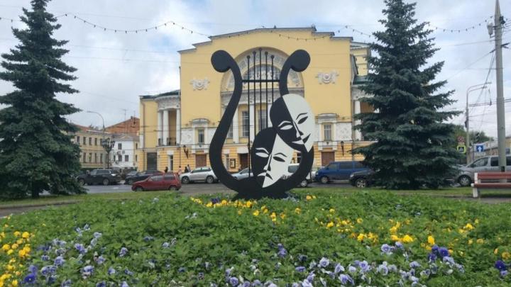 «Это ширпотреб!»: ярославского скульптора возмутила композиция в центре города