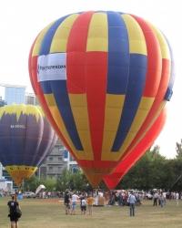 «Ростелеком» в Ростове наградил блогеров полетом на воздушном шаре