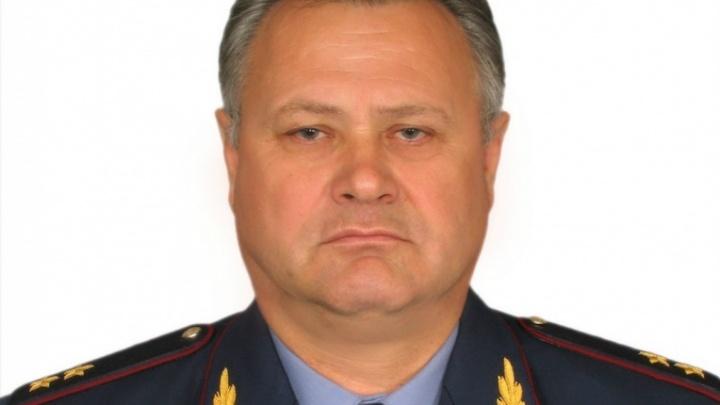Ушел из жизни экс-начальник ГУФСИН по Ростовской области