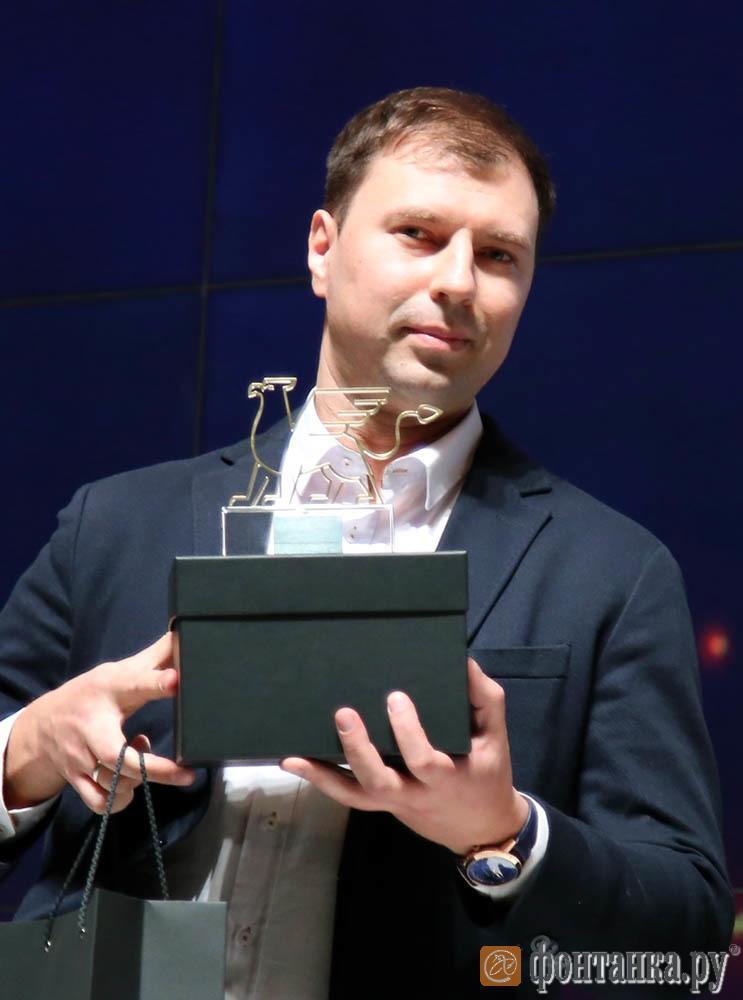 """Директор развития бизнеса """"Яндекс.Такси"""" на ключевых рынках Иван Запольский"""