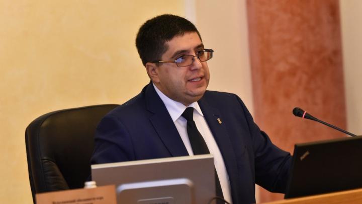 Прокуратура требует отставки председателя муниципалитета Ярославля