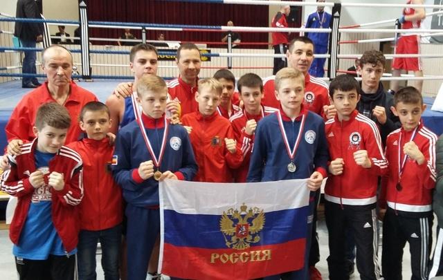 Юные ростовские боксеры победили на международном турнире в Германии