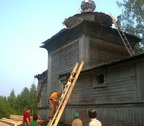 Возрождать храмы Поморья будут волонтеры проекта «Общее дело»