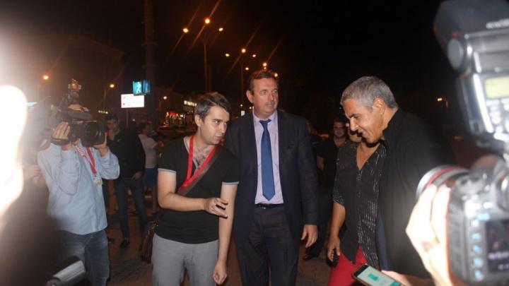 Самый известный таксист в мире прибыл в Ростов