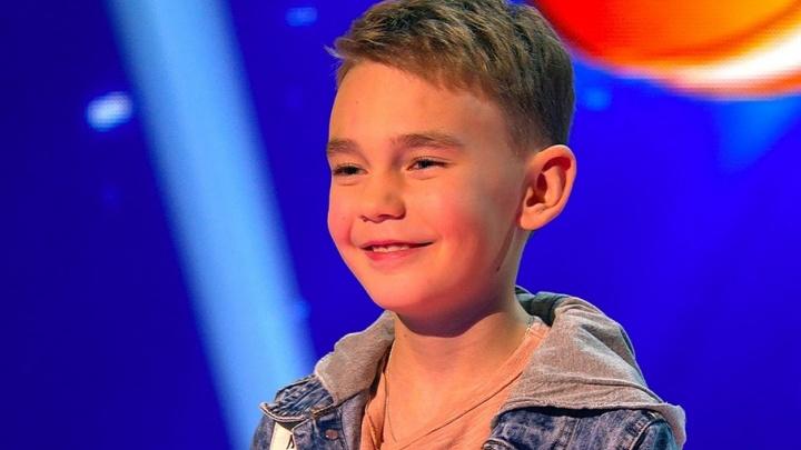 Школьник из Губахи Кирилл Есин занял четвертое место в отборе на «Детское Евровидение»