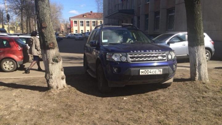 Штраф за борзоту: как ярославские автомобилисты проучили известного общественника