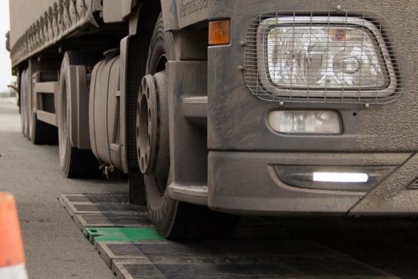 С вымогательством на дорогах Челябинской области дальнобойщики сталкиваются регулярно