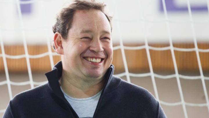 Леонид Слуцкий рассказал о развитии детского футбола в Волгограде