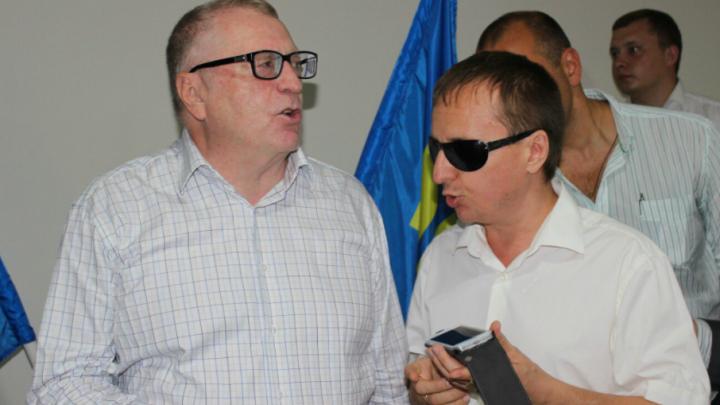 Дончанин просит Жириновского извиниться за оскорбительные слова в адрес Ростовской области