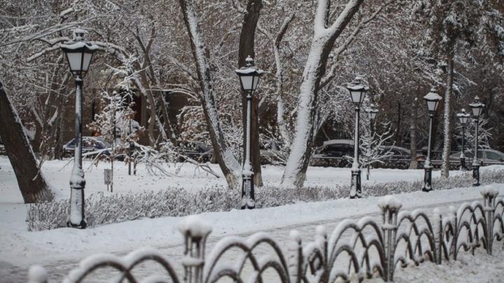 Тюменцев ждут снегопад и небольшое похолодание: прогноз погоды на предстоящую неделю