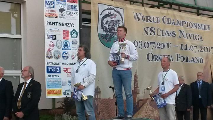 Поморские судомоделисты привезли из Польши золотые медали международных соревнований