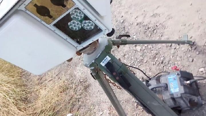 На трассе под Волгоградом нарушителей скорости ловят на частную камеру