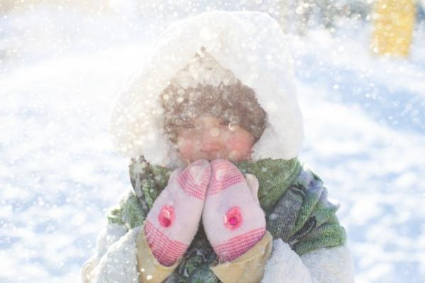 Морозы подарили школьникам дополнительный выходной