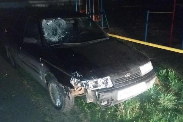 Авария произошла в августе в поселке Сылве