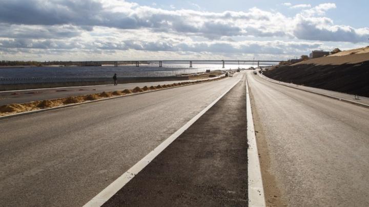 Сегодня в Волгограде откроют Нулевую Продольную магистраль