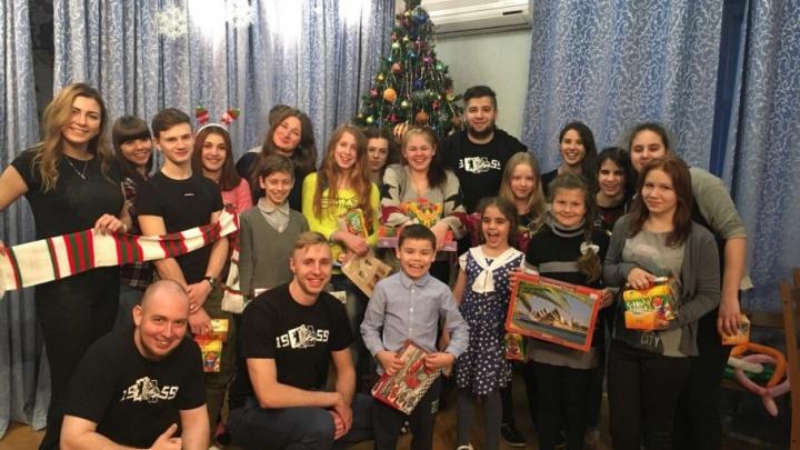 Футболисты московского «Локомотива» приехали в ярославский детский дом